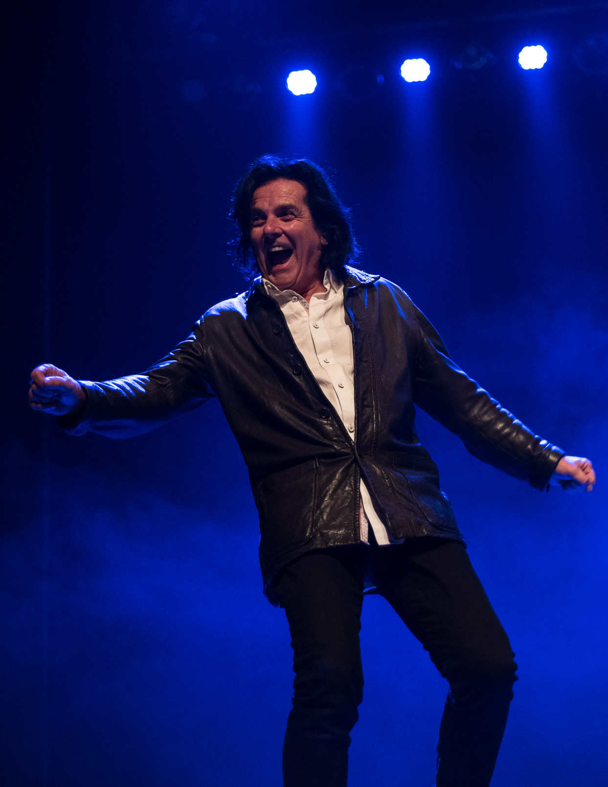 Steve Hogarth  - 8 Julio 2019