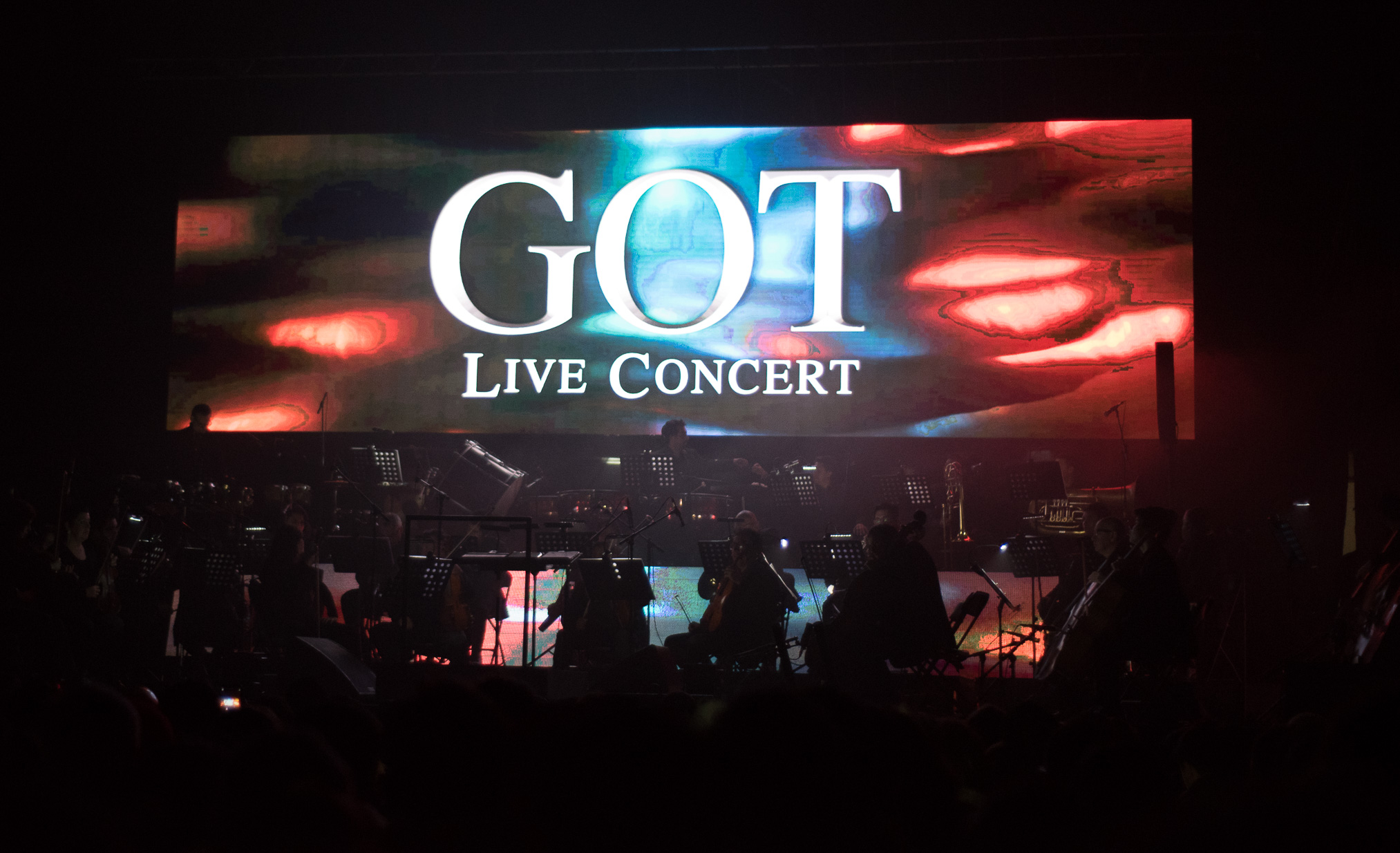 Game Of Thrones Live Concert  -  21 Julio 2019