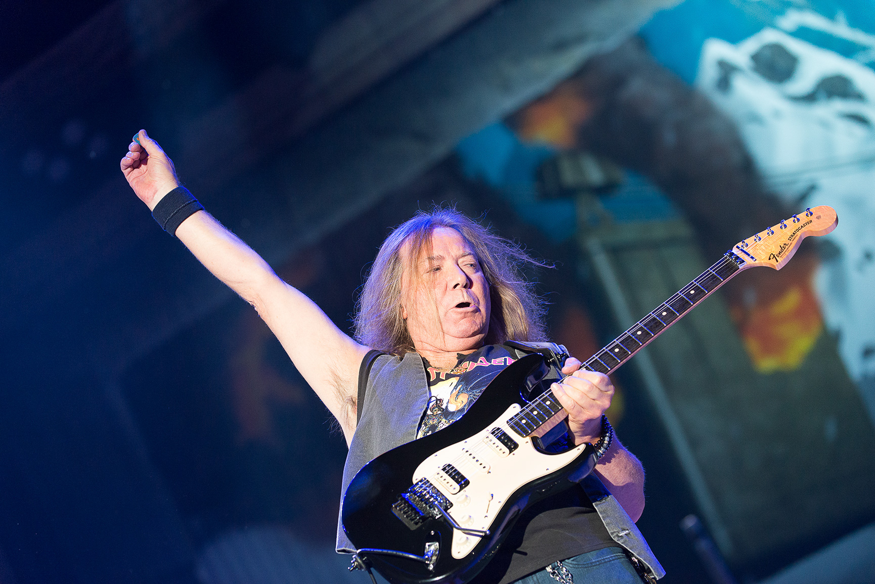 "Iron Maiden ""Legacy Of The Beast Tour 2019 - Estadio Nacional"""