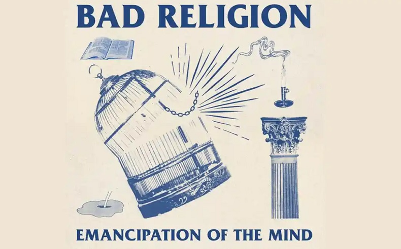 'Emancipation of the Mind': Bad Religion golpea con nueva canción