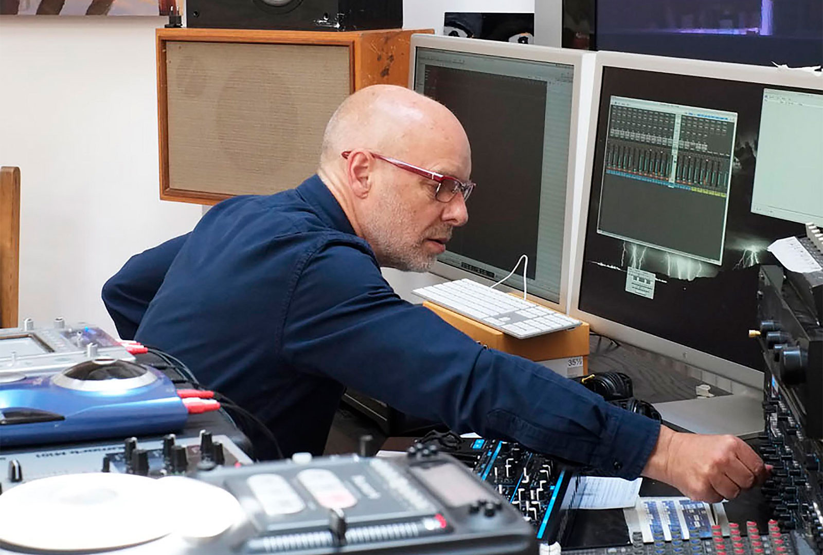 Editan soundtrack de Brian Eno para documental sobre Dieter Rams