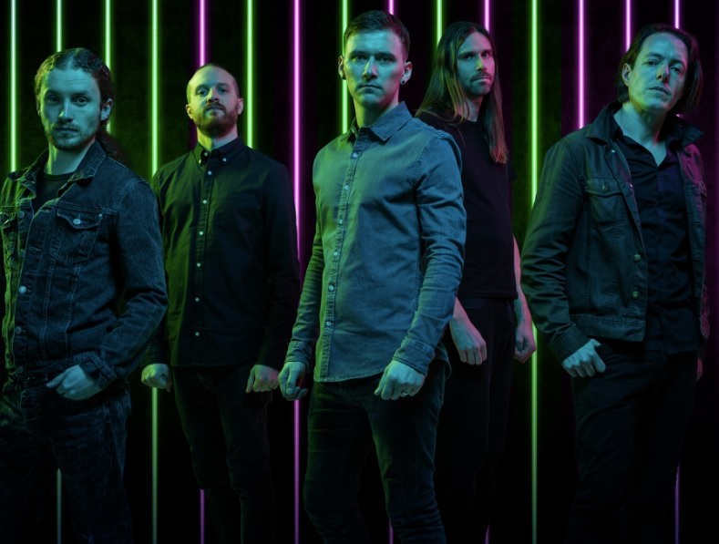 TesseracT confirma su debut en Chile