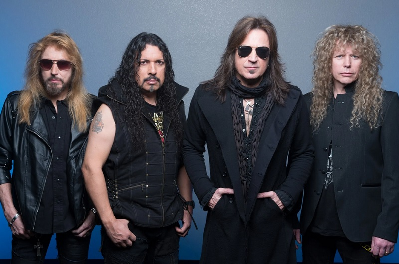 El mensaje de Stryper: 'Make Love Great Again'
