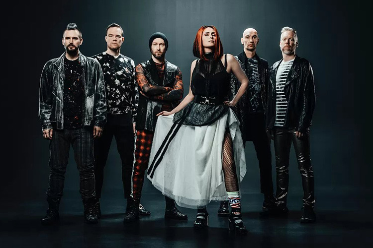 Within Temptation devela nuevo single
