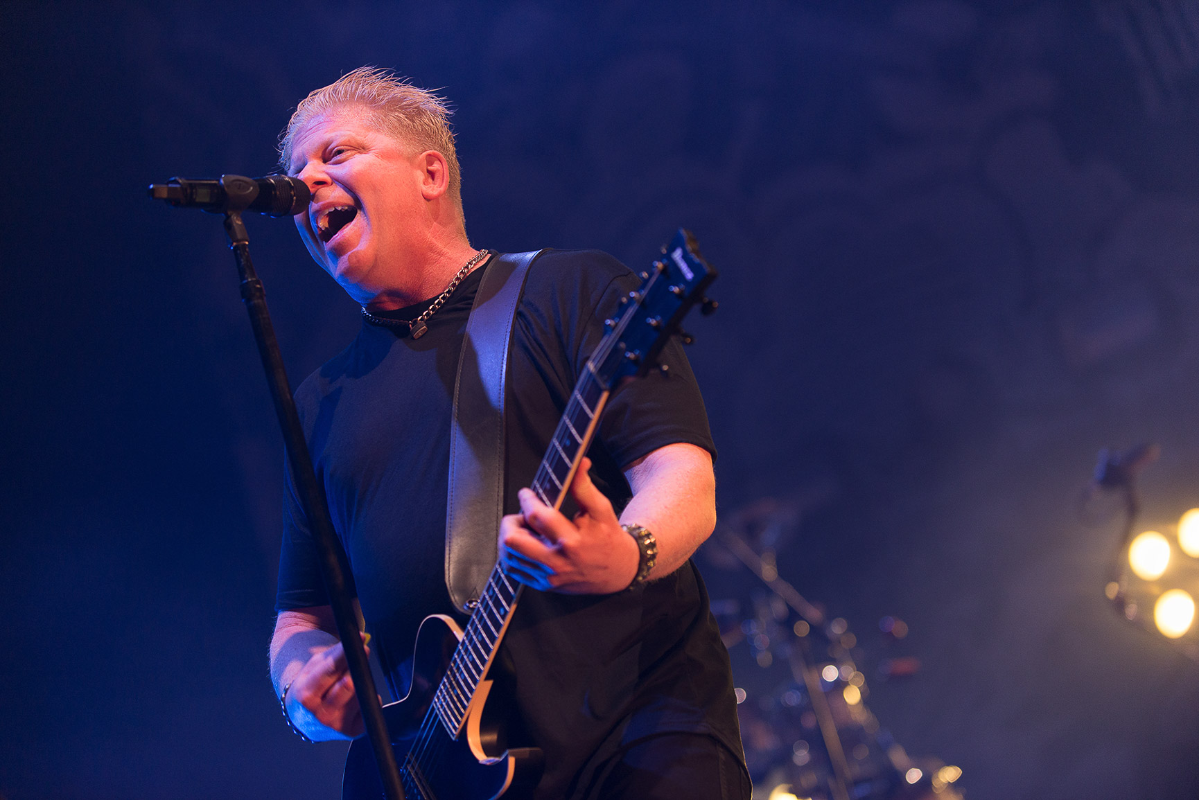 The Offspring: lindo momento frente al caos