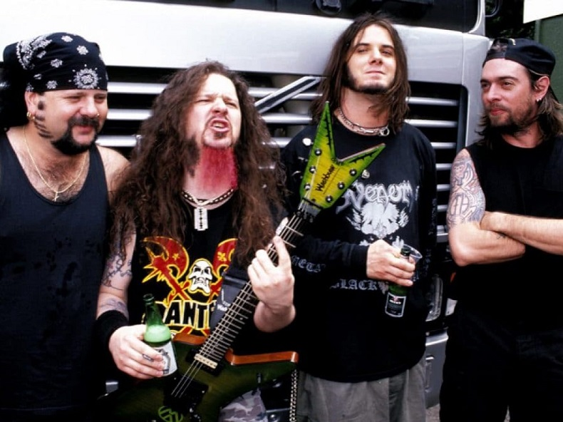 Pantera: confirman la reedición de ''Reinventing the Steel''