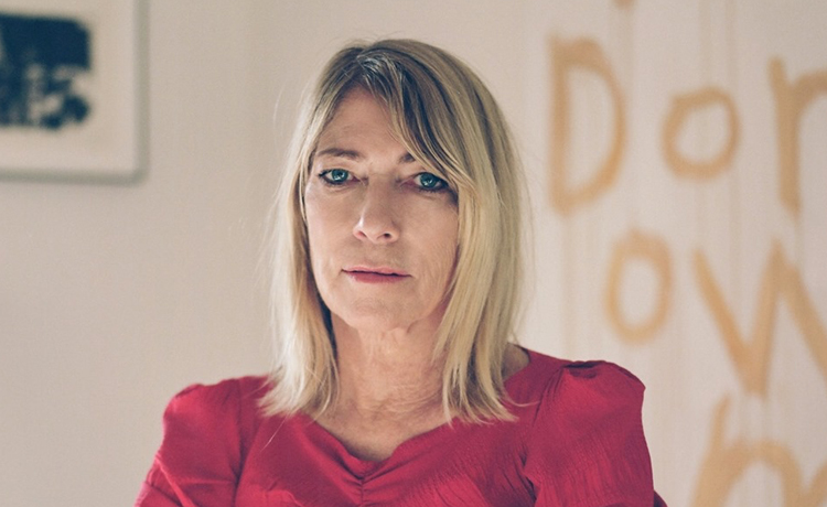 Kim Gordon lanza en streaming su debut solista
