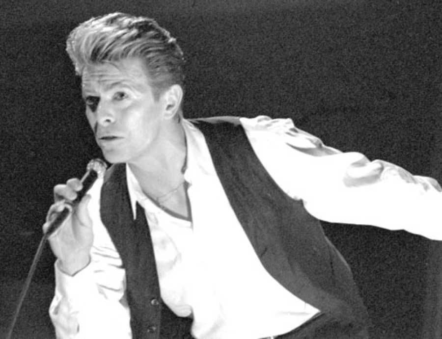 David Bowie: Recordamos su debut en Chile