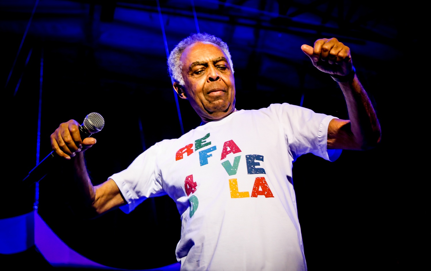 ''Refavela 40'': HBO emitirá documental sobre Gilberto Gil
