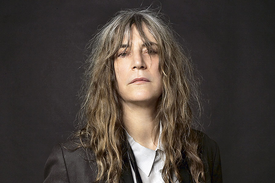 Patti Smith: Coro del desierto