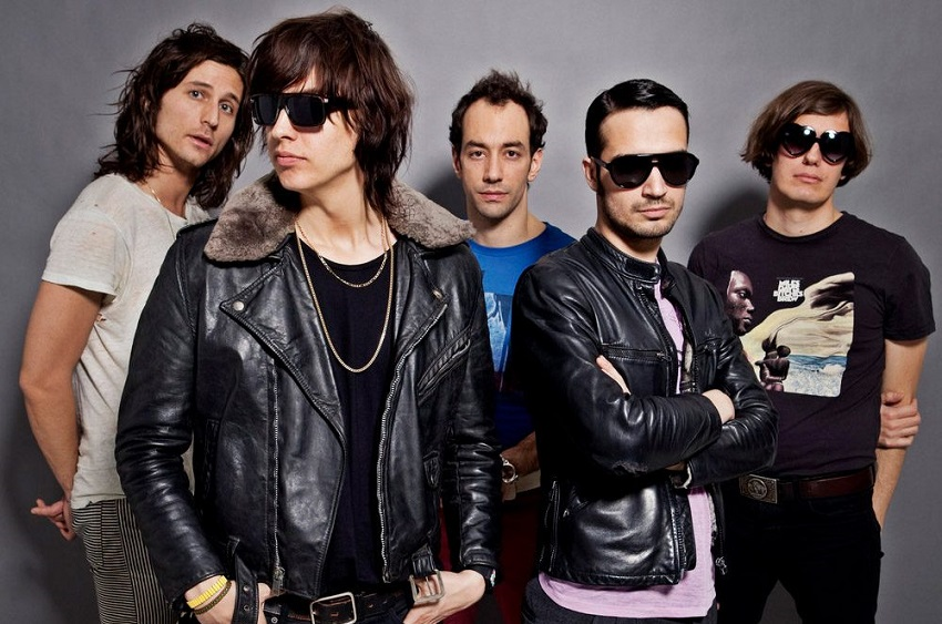 The Strokes lanzan una serie y ya está disponible su primer episodio