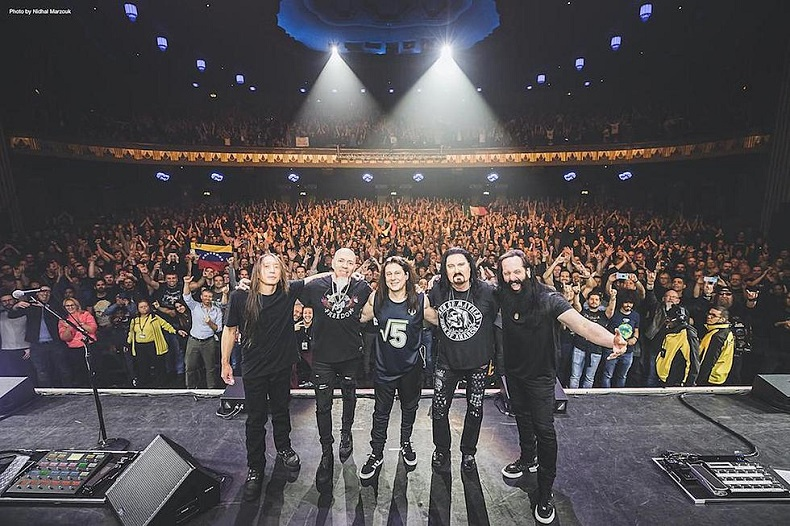 ''Distant Memories - Live In London'': Dream Theater agenda nuevo álbum en vivo