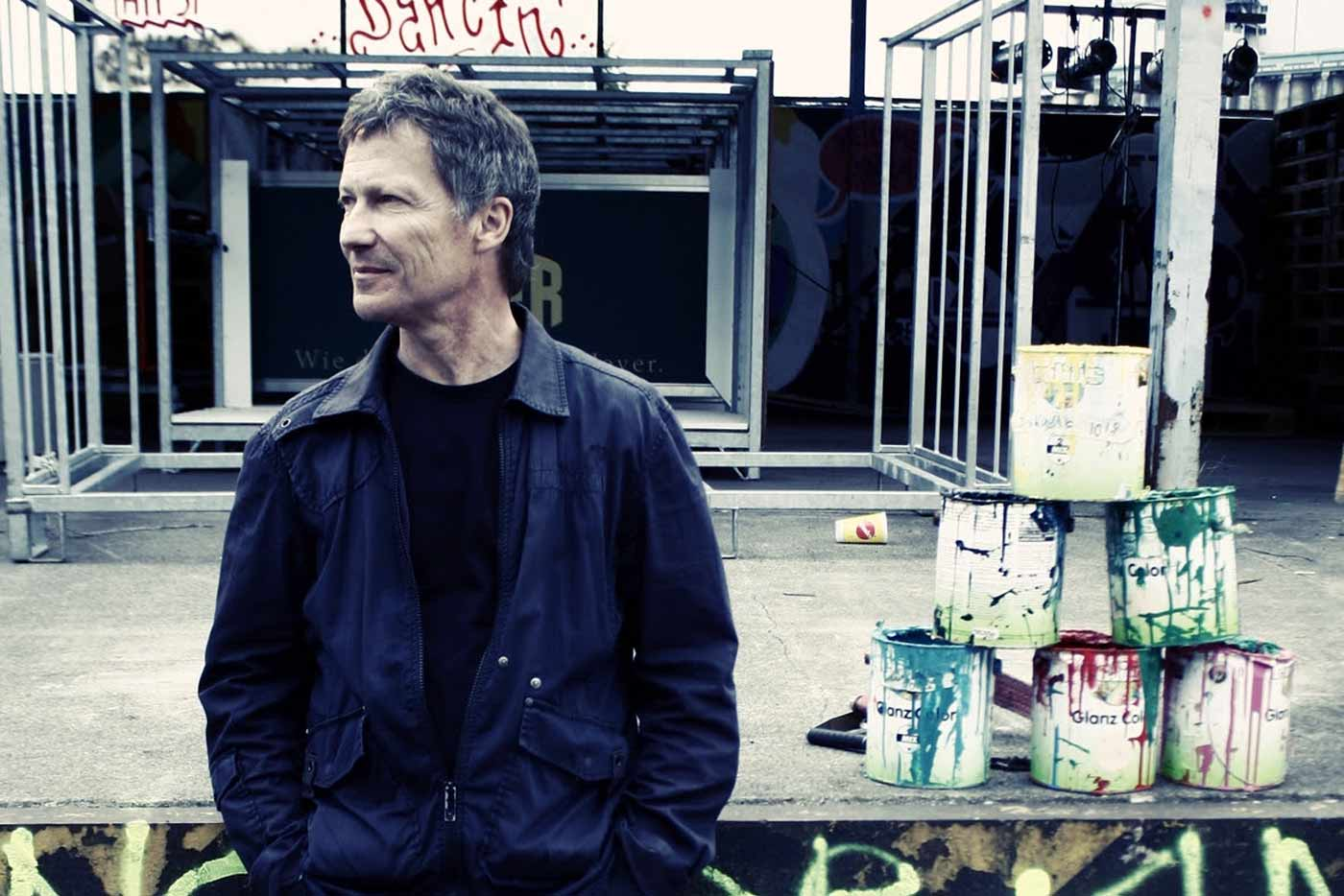 Michael Rother solista y Neu! en Rebelión Sónica 30