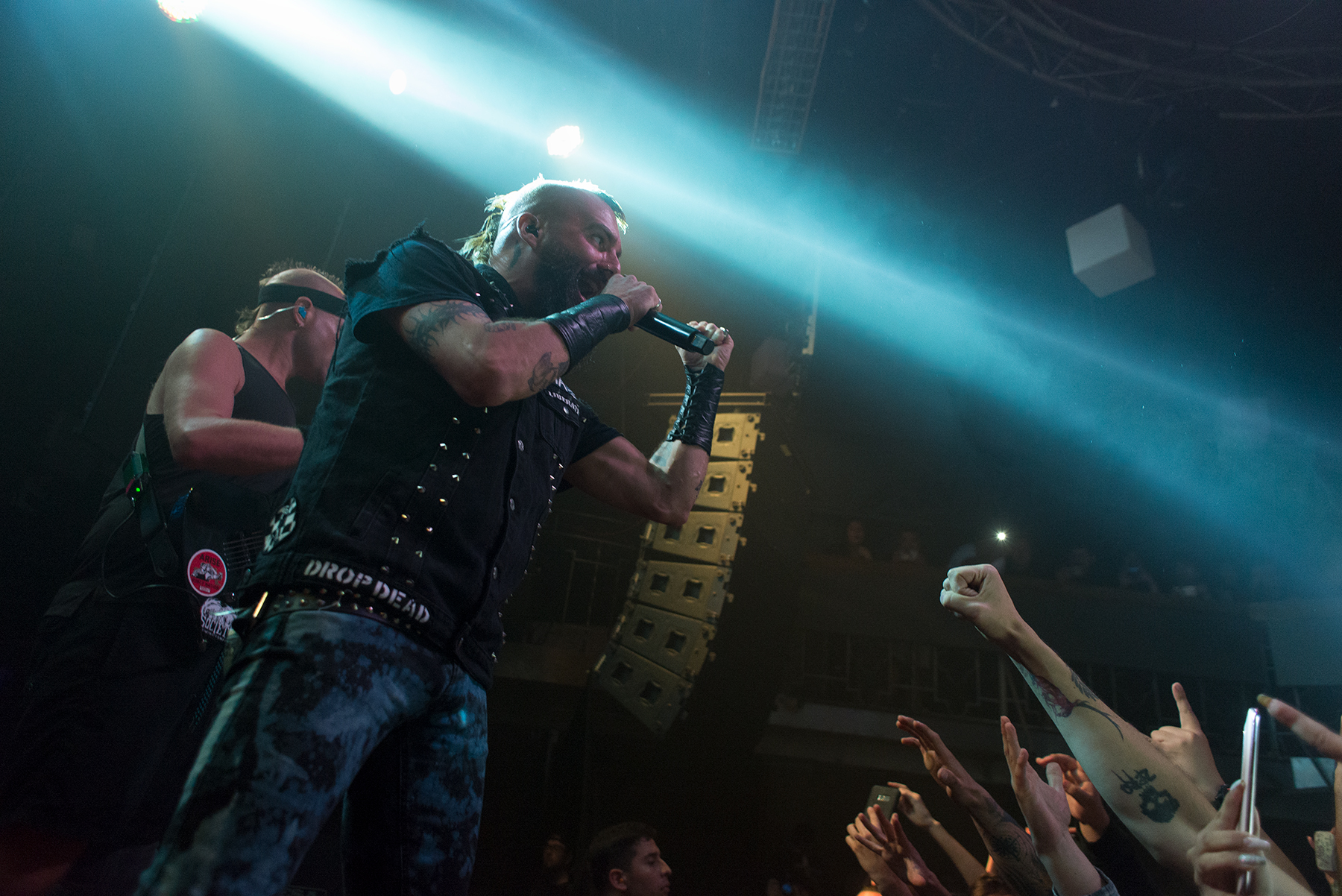 Killswitch Engage: Desatados en tiempos de lucha