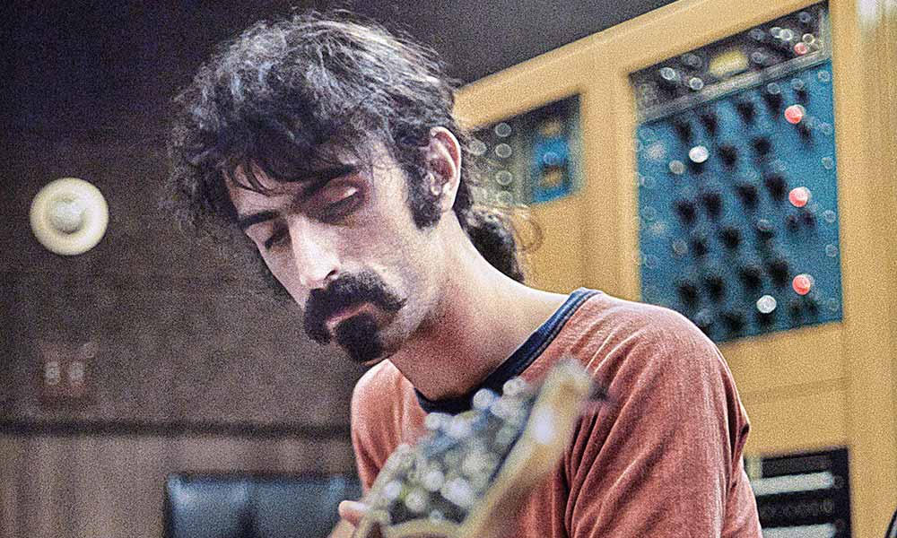''Zappa Original Motion Picture Soundtrack'': editan banda sonora del nuevo documental sobre Frank Zappa