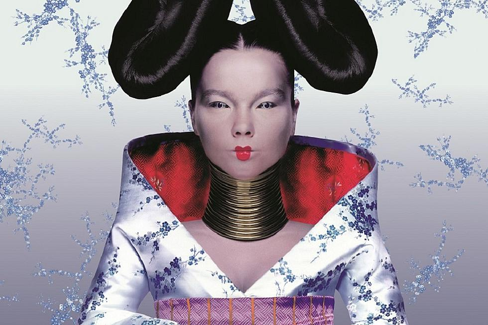 Videos: Björk, a 23 años de ''Homogenic''