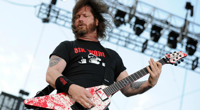 Gary Holt confirm� tener COVID-19