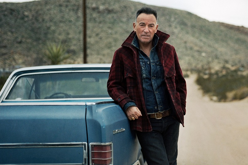 Bruce Springsteen lanza un segundo adelanto de ''Letters to You''