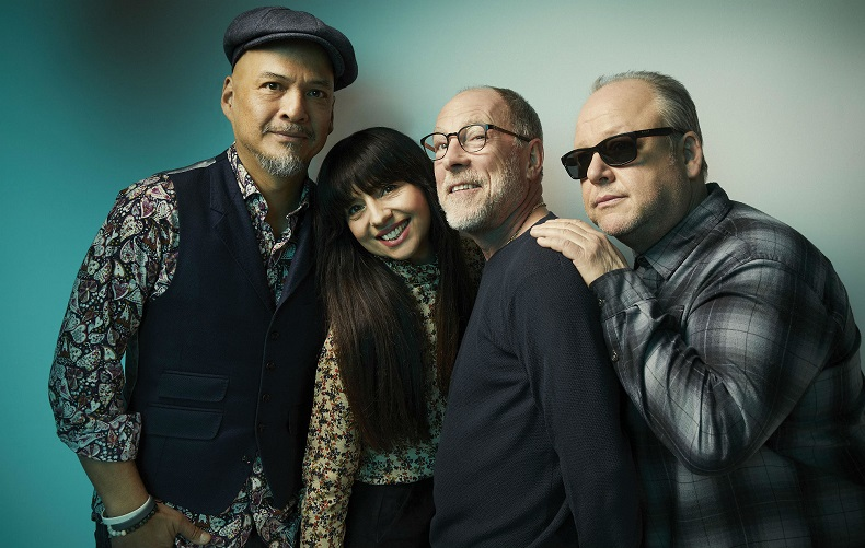 De vuelta: Pixies publica un single in�dito
