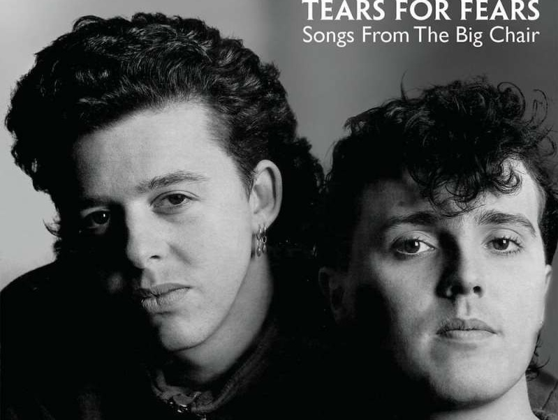 Gran recuerdo: Tears for Fears reeditarán ''Songs from the Big Chair''