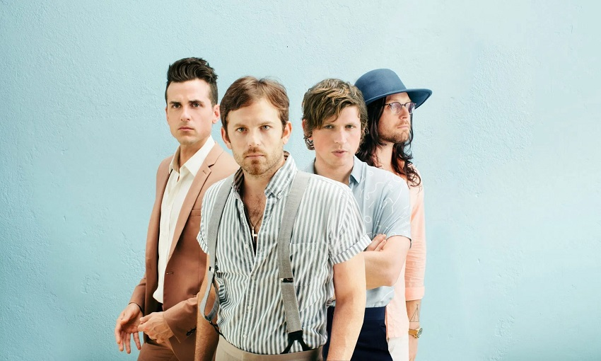 'Going Nowhere': Kings of Leon y su canción de cuarentena