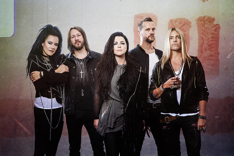 Escucha el nuevo single de Evanescence, 'Better Without You'