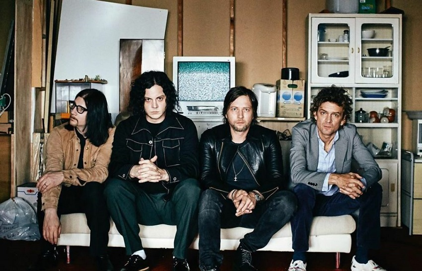 The Raconteurs comparte EP y documental