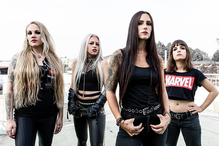 Nervosa lanza nuevo single y video oficial