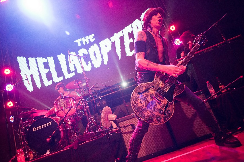 The Hellacopters: El Rock & Roll está vivo