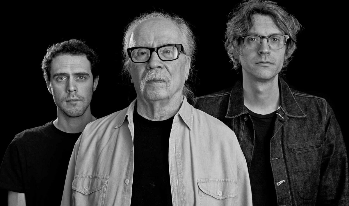 John Carpenter anuncia tercer volumen de su serie ''Lost Themes''
