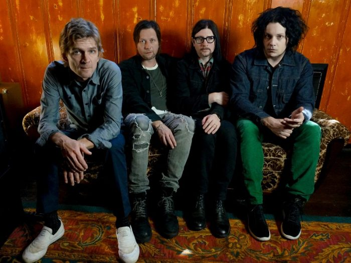 Ganadores: Rockaxis te invita al debut de The Raconteurs en Chile