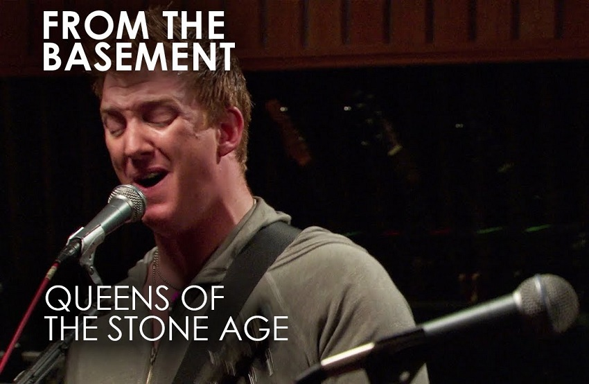 Queens of the Stone Age: publican su sesión ''From the Basement''