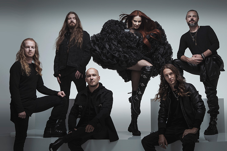 Epica estrena su nuevo disco con video y single