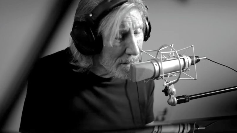 Video: Roger Waters presenta nueva versión de 'The Gunner's Dream'