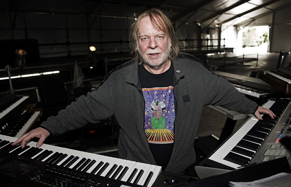 Rick Wakeman comparte segundo tráiler de ''The Red Planet''