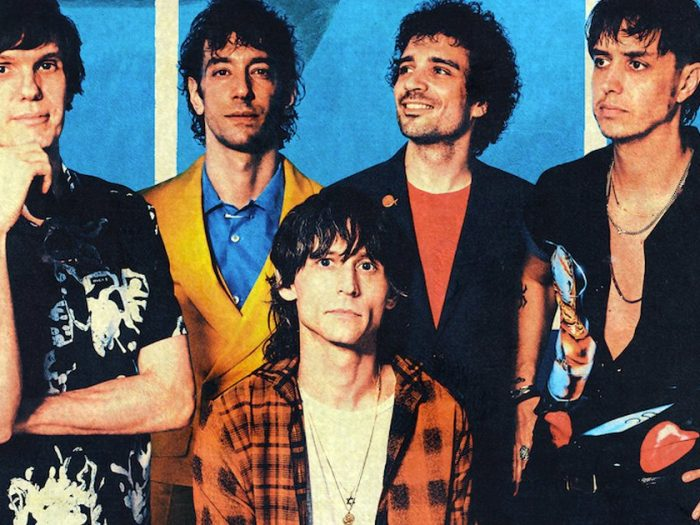 The Strokes publica el último adelanto de ''The New Abnormal''