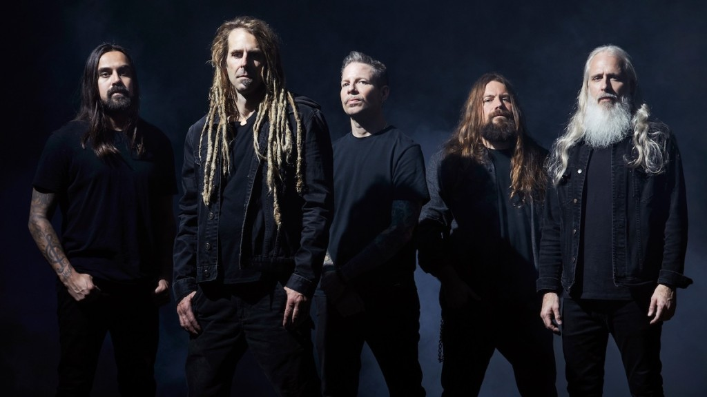 Lamb of God avisan de su pr�ximo disco: