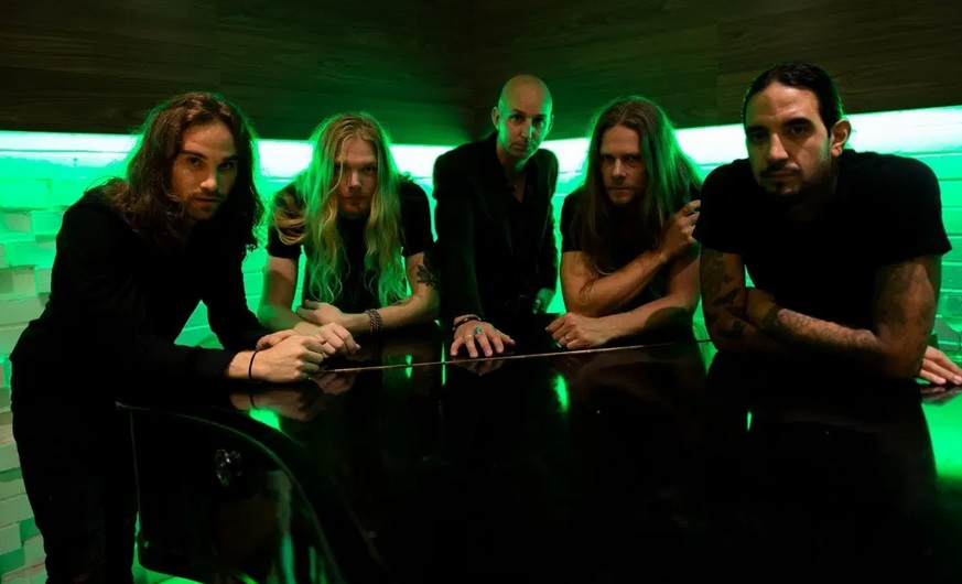 Soen confirma su debut en Chile para el 2021