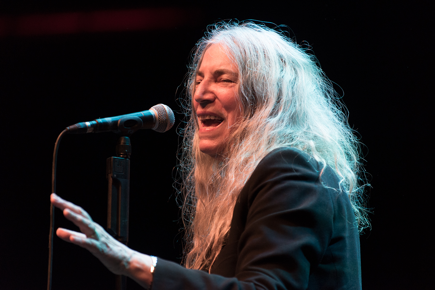 Patti Smith: siente tu maldita libertad