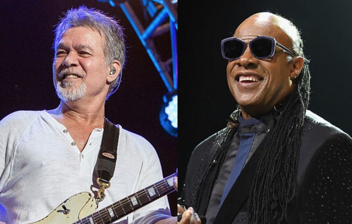 Incre�ble: Escucha este mash-up de Van Halen vs Stevie Wonder