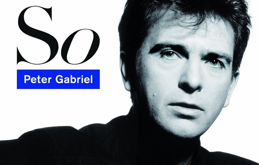 Streaming: Conmemoramos ''So'' de Peter Gabriel