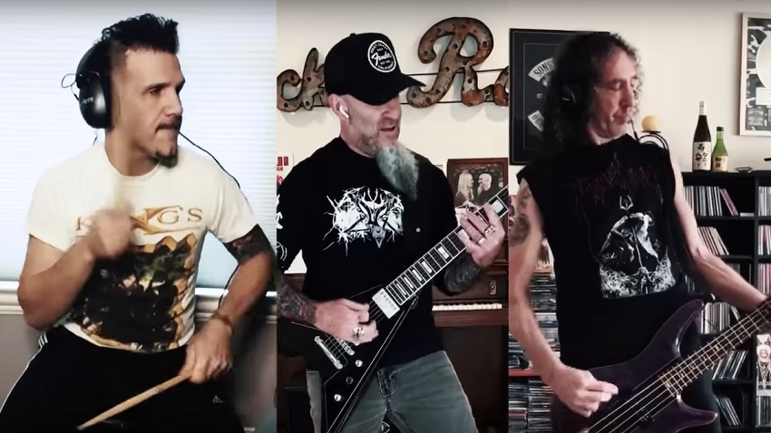 Video: Stormtroopers of Death reviven para una actuación especial