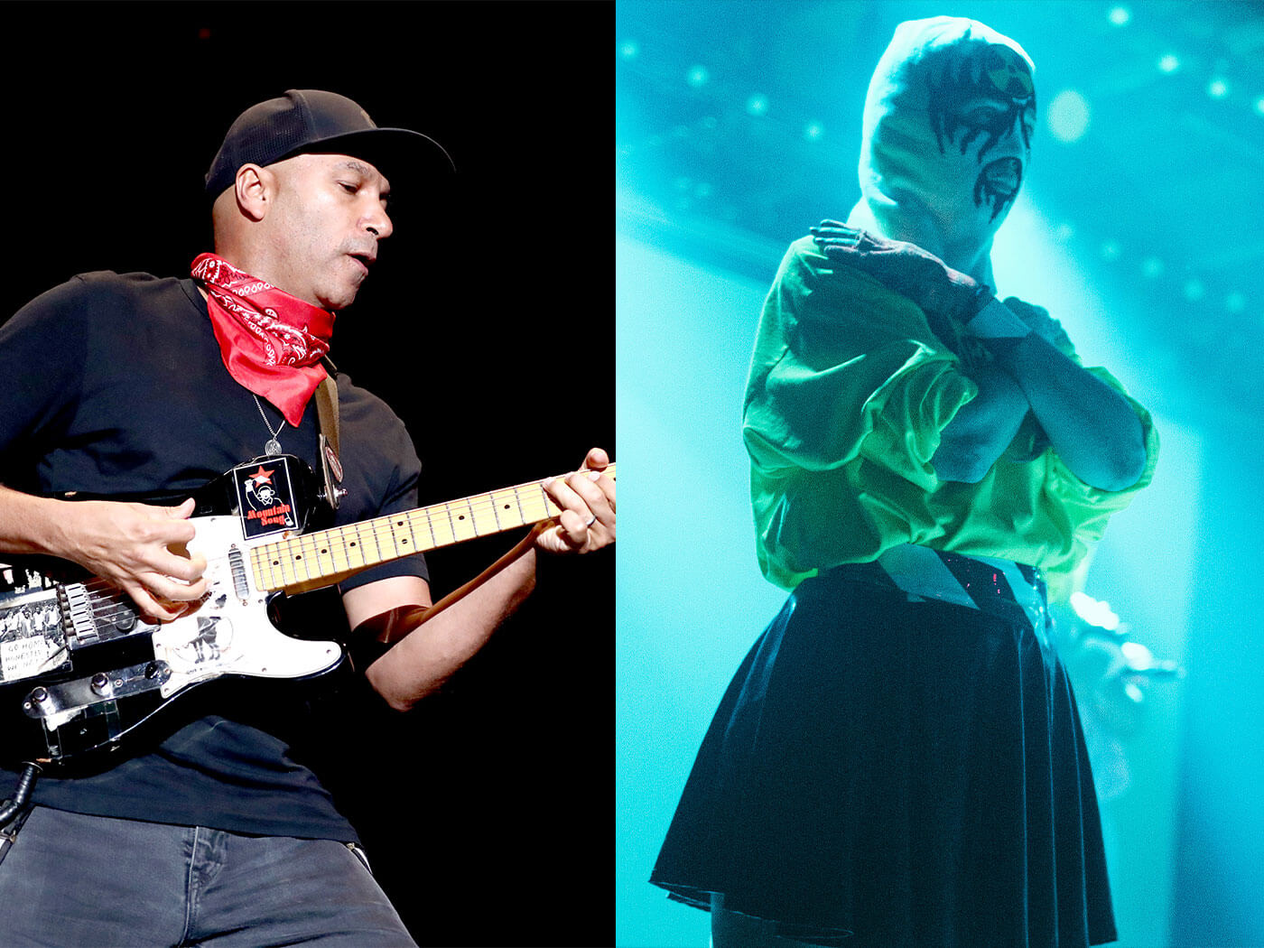 Activismo musical: Tom Morello se une a Pussy Riot en 'Weather Strike'