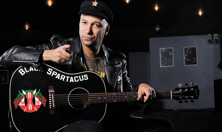 Puño en alto: Tom Morello publica una canción protesta con el frontman de Imagine Dragons