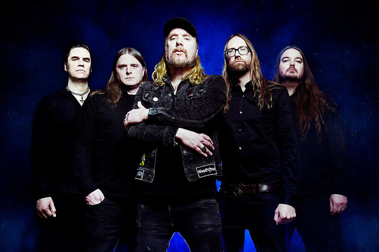 At The Gates estrena el primer single de su nuevo �lbum
