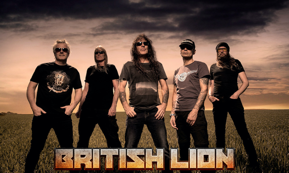 'The Burning' es el flamante single de British Lion
