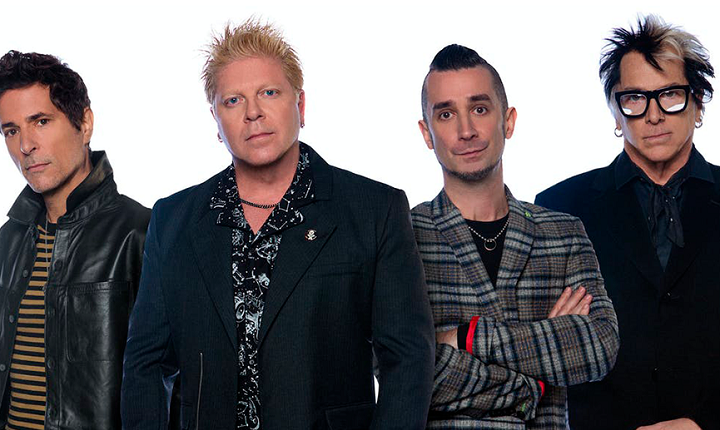'We Never Have Sex Anymore': The Offspring lanza nueva canci�n