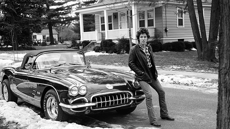 """Born to Run"" de Bruce Springsteen: Una historia de autocontrol"