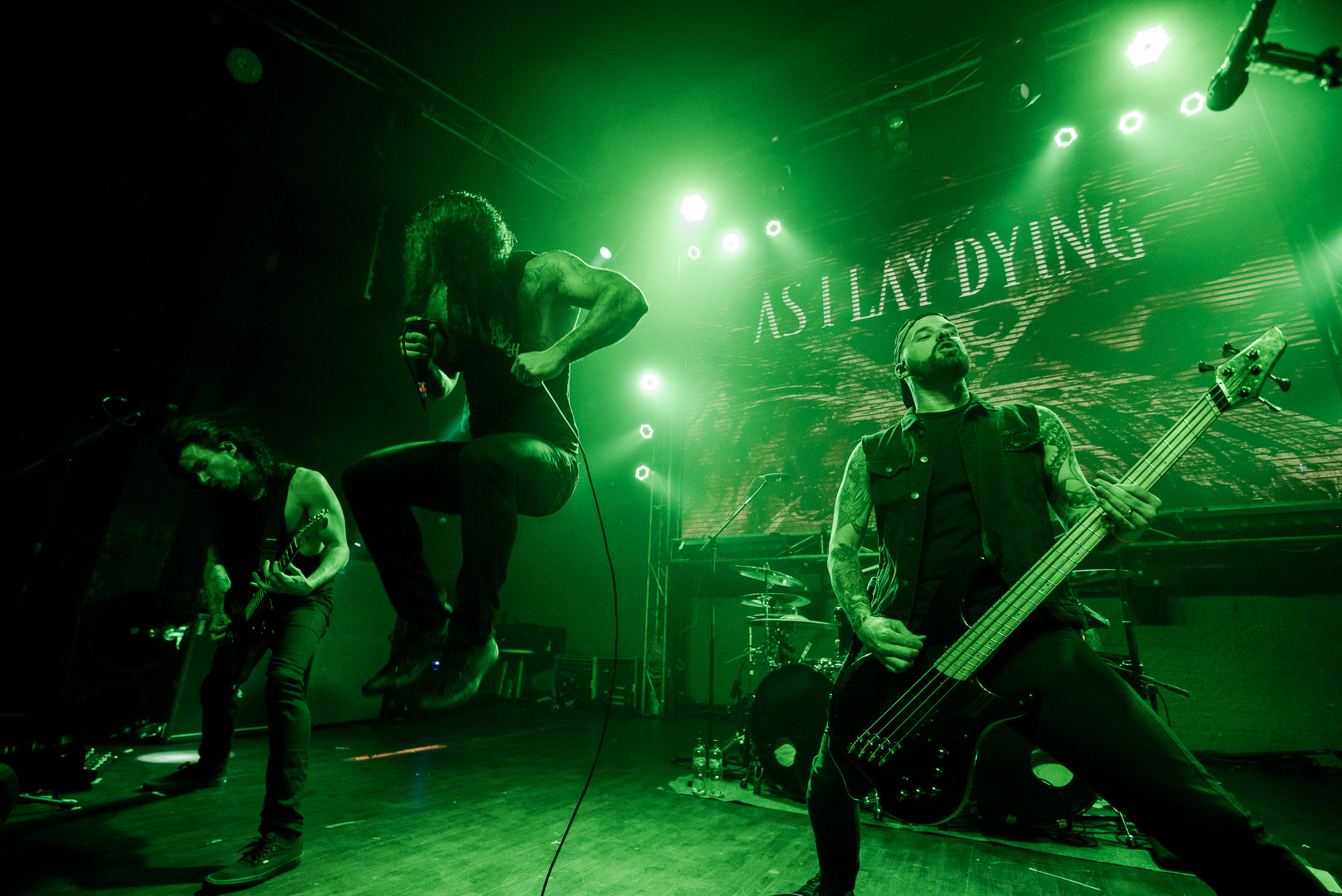 As I Lay Dying - 12 Septiembre 2019